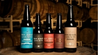 Goose Island's 2014 Bourbon County line includes coffee and rye barrel variations on the classic stout.