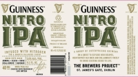 Guinness Nitro IPA will be smoother and less bitter than most India pale ales.