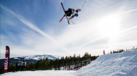Just try to keep up with Gus Kenworthy's 30-minute barrage of strength moves.