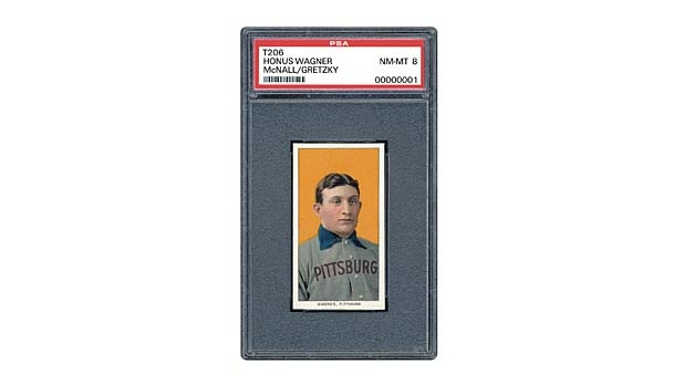The Most Expensive Sports Collectibles Mens Journal