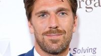 Henrik Lundqvist attends 2015 Solving Kids' Cancer Spring Celebration at 583 Park Avenue on June 8, 2015 in New York City.