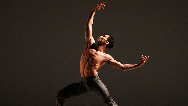 Ballet Workouts for Men: Swing Workout by Fabrice Calmels - Men's Journal