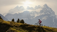 Switzerland features many of the world's best roads and trails for cycling.