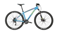 The Trek X-Caliber 7 costs $960 and includes a RockShox fork and Shimano hydraulic disk brakes.