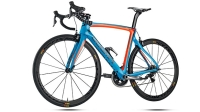 The Pinarello F8 is sold only as a frameset at $5,750. It's the latest generation of the bike that won the 2012 and 2013 Tours de France.