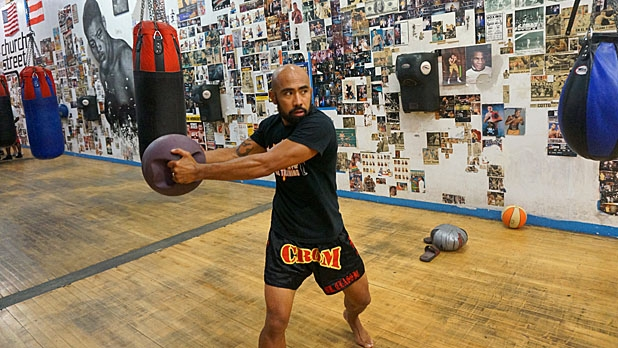 The Muay Thai Fighter's Conditioning Workout