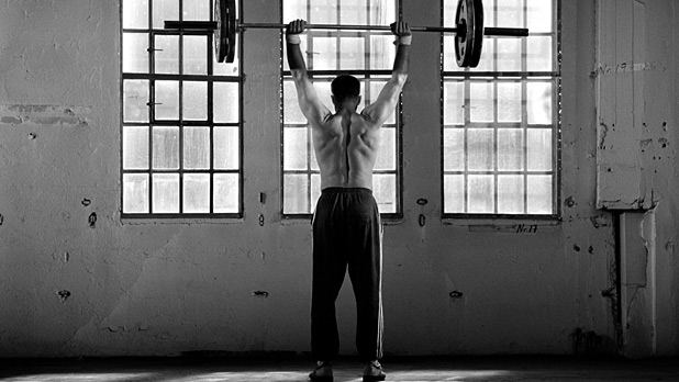 How to Perfect the Overhead Press