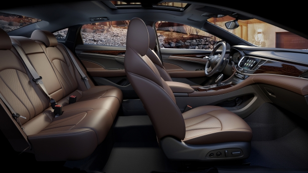 The New Look Of Luxury Cars Starts On The Inside Men S Journal
