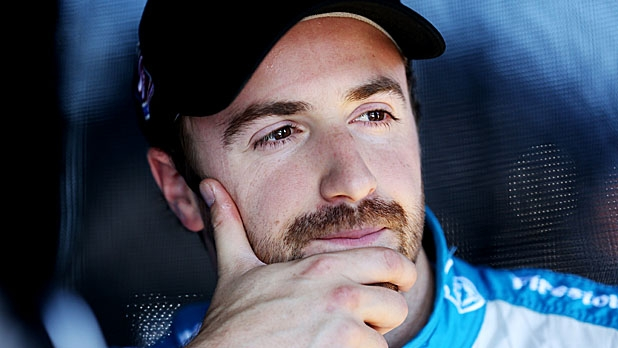 IndyCar driver James Hinchcliffe, 27, makes his own craft beer with Flat 12 Bierwerks.