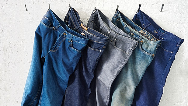 Jeans Made to Move - Best For Cycling
