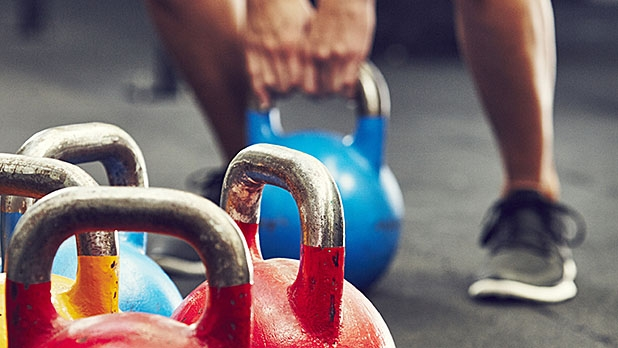 The Only Kettlebell Workout You Need to Know