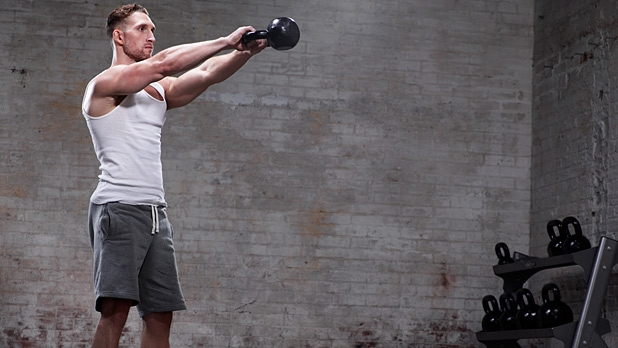 The Only 8 Moves You Need to Be Fit