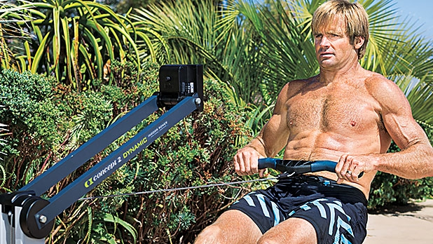 Laird Hamilton's Guide to Mastering the Rowing Machine
