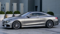The new 2015 Mercedes-Benz S-Class Coupe.