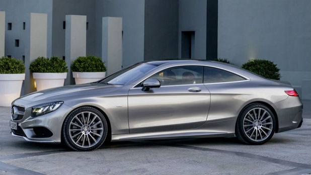 Luxury Vehicle: 2015 Mercedes S-Class Luxury Sports Coupe Review