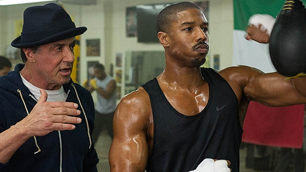 How Michael B. Jordan Got Ripped for  Creed  - Men s Journal 690d5b867e3d