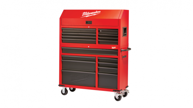milwaukee 46-inch tool chest review - the ultimate rolling tool ...