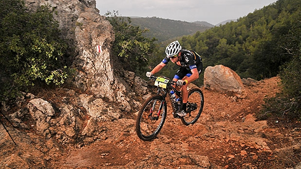 Israel offers hundred of miles of singetrack specifically designed for mountain biking.