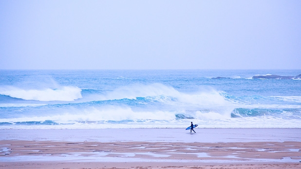 The Best Surf Spots In The World Mens Journal - The 7 best beaches for winter surfing