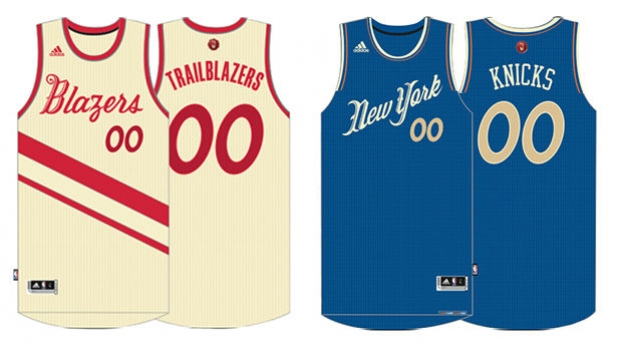 Nba Christmas Jerseys.A First Look At The Leaked Nba Christmas Day Uniforms