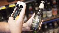 Scan a beer label with Next Glass and the app will predict how much you'll enjoy the brew.