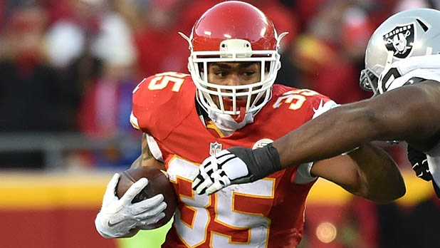 Can Charcandrick West help the Chiefs to their first playoff win since 1993.