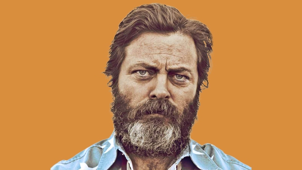 Nick Offerman On Beards Wood Working And Going Full Bush Mens