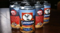 The Peyton Manning-inspired Oatmaha is brewed with Indiana corn and Colorado sage.
