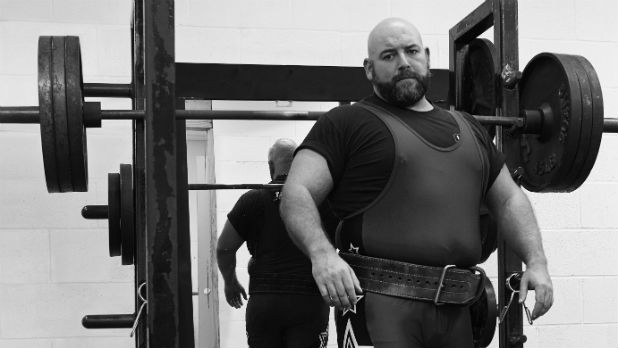 Fix the most common problems big men face at the gym.