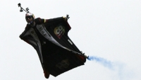 BASE jumpers and wingsuit pilot Jhonathan Florez died while training in Switzerland.