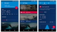 The Red Bull Alert app will get you out of bed faster.