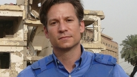 """""""If you're in a situation where you want to get mind off something horrible, you have to put your mind some place else — maybe it's building a car or a house or taking apart an engine."""" –NBC News war correspondent Richard Engel"""