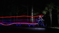 Six tips to run or bike safely at night.