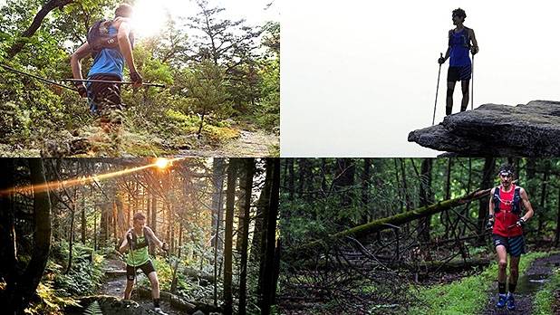 Scott Jurek aims to complete the entire Appalachian Trail by July 6. You can follow him on instagram by the handle @scottjurek.