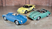 Jerry Seinfeld is selling a group of Porsches in an auction on March 11, 2016.