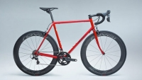 Specialized is building just 74 of its 40th Anniversary Steel Allez framesets.