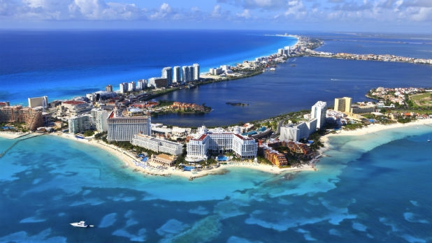 Most tourist area, like Cancun, are safe for travelers.