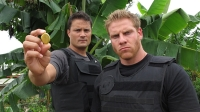 Scott Lomu and George Wright of 'Jungle Gold'