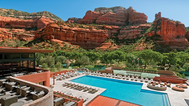 The 10 best hotel pools in america mens journal enchantment publicscrutiny Gallery