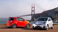 The Scion iQ: Toyota's small car brand at its best.