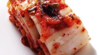 Probiotics in kimchi are proven to fight ulcer-causing bacteria.