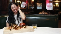 Angie Mar is the Executive Chef at The Beatrice Inn in the West Village, New York City.