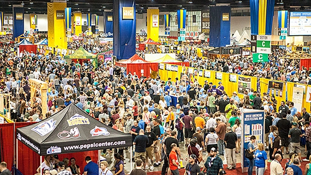 Both IPAs and sours from the likes of Wicked Weed and Russian River drew long lines.