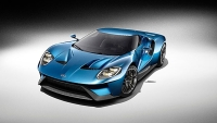 The 2017 Ford GT is built to compete with Europe's top supercars.