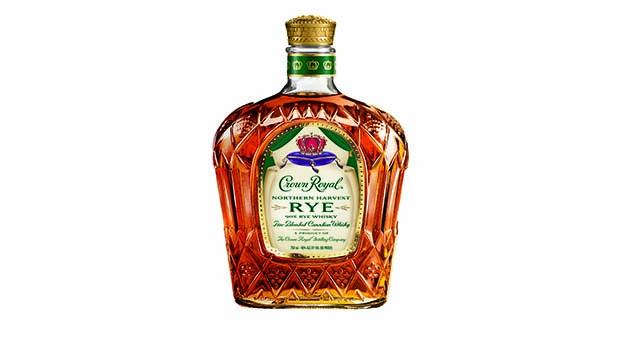 There's about to be a run on Crown Royal.