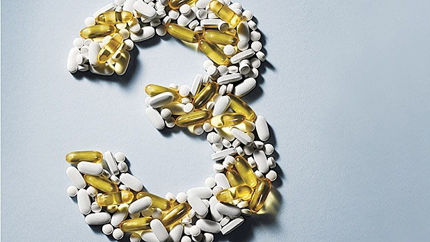 The Only Three Supplements You Need - Men's Journal