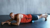 This weightlifting warm-up will hit all your major joints in less than 10 minutes.