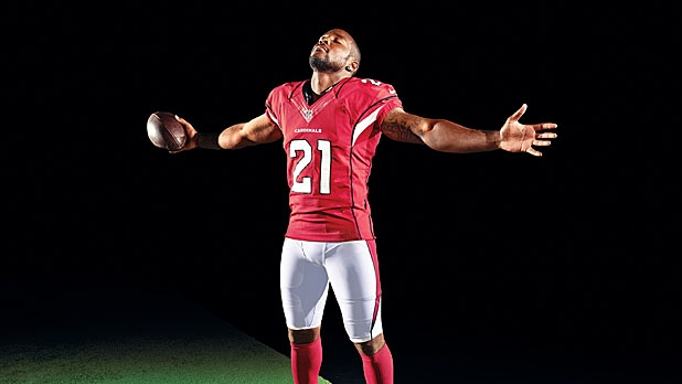 The Arizona Cardinals' Patrick Peterson is one of the league's elite cornerbacks.