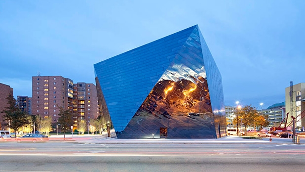 The Cleveland Museum of Contemporary Art.