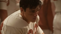 Finn Wittrock stars as University of Texas football player Freddie Joe Steinmark in 'My All American.'